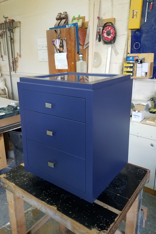 Blue Night Stands project